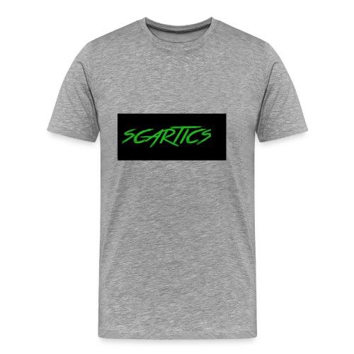 scartics - Men's Premium T-Shirt