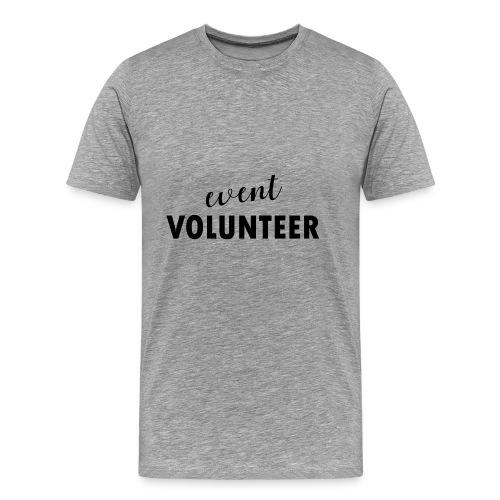 event volunteer - Men's Premium T-Shirt
