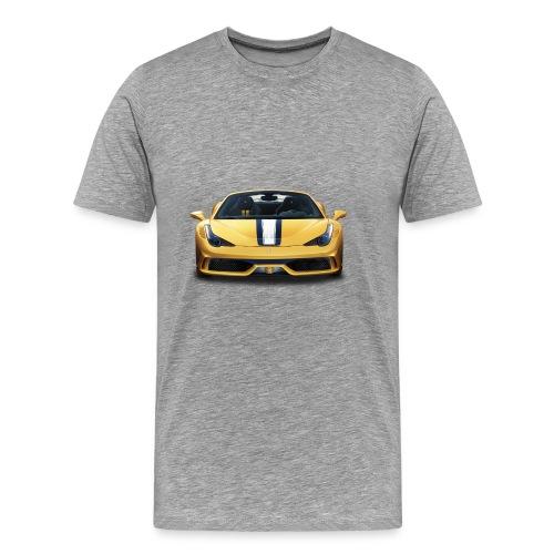 Ferrari 458 Speciale - Men's Premium T-Shirt
