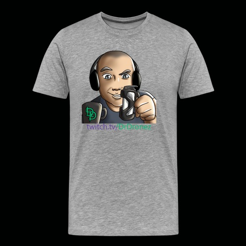 DrDronez Nades + Coffee - Men's Premium T-Shirt