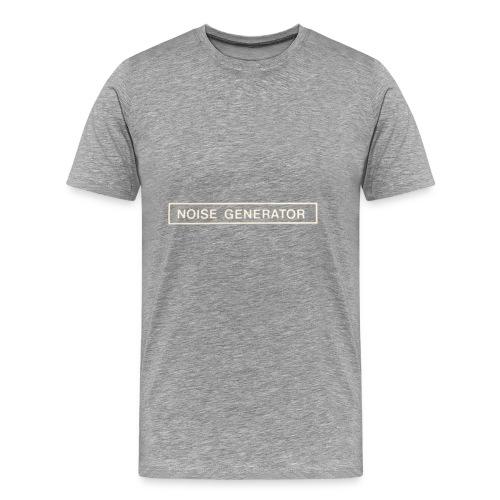 Noise Generator (kids) - Men's Premium T-Shirt