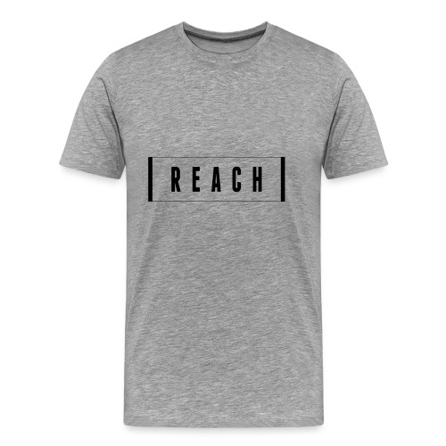 Reach t-shirt - Men's Premium T-Shirt