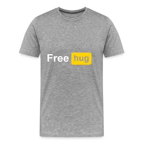 Free HUG - Men's Premium T-Shirt