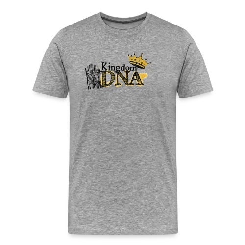 Kingdom DNA - Men's Premium T-Shirt