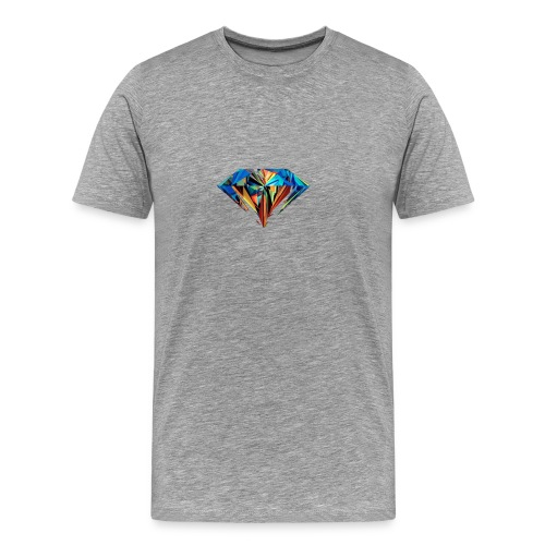 The Diamond - Men's Premium T-Shirt