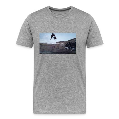 banner tshirt - Men's Premium T-Shirt