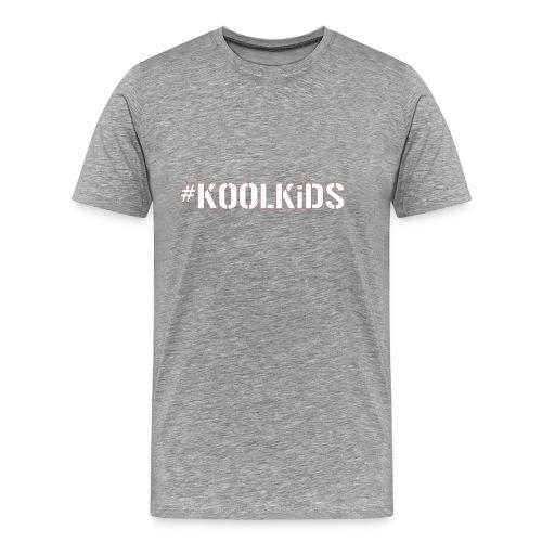 #K00LKiDS Decal - Men's Premium T-Shirt