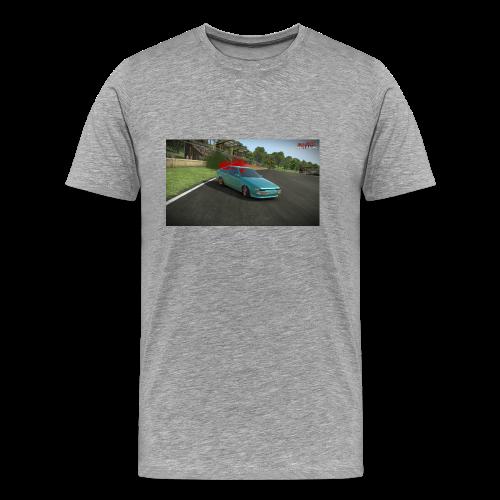 AE86 Drifting. - Men's Premium T-Shirt