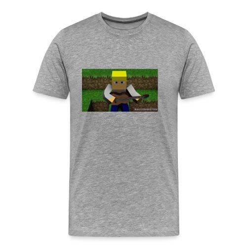 Mc rullendesten - Men's Premium T-Shirt