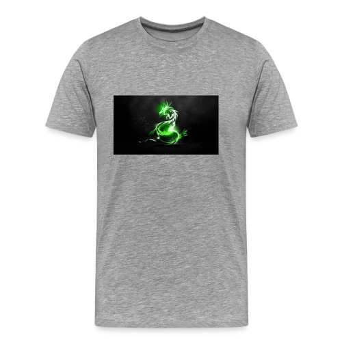 RUBIEX12 LOGO - Men's Premium T-Shirt