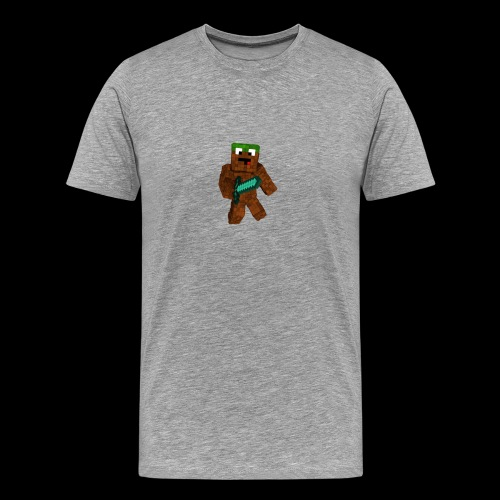 AlphaDirtKanalbild - Men's Premium T-Shirt