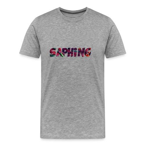 SAPHING 2 (Pillow cases) - Men's Premium T-Shirt