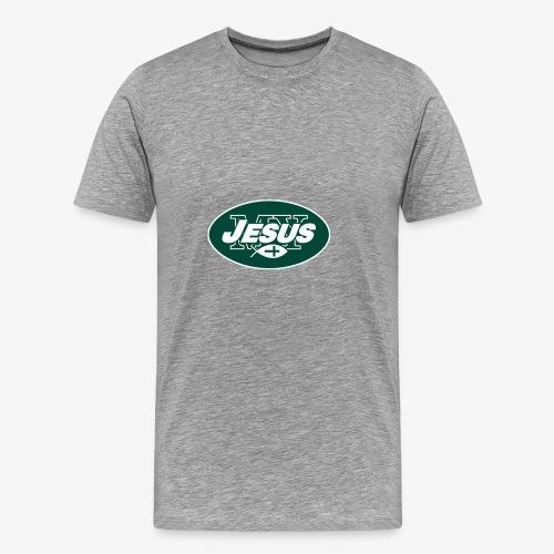 MY Jesus (NYJ) - Men's Premium T-Shirt