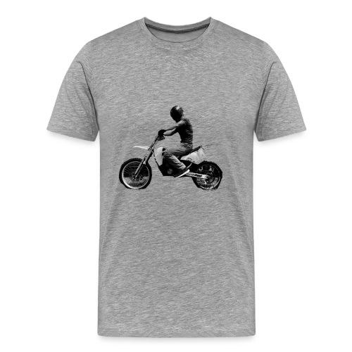 Impale Logo - Men's Premium T-Shirt