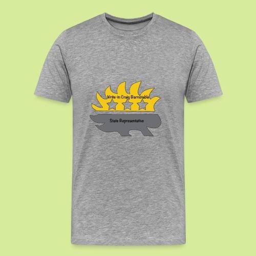 State Rep campaign - Men's Premium T-Shirt