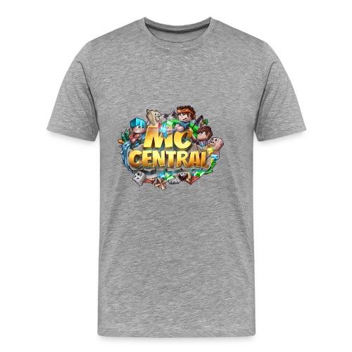 MC Central Logo - Men's Premium T-Shirt