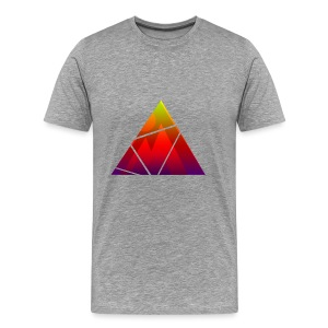 Abstract Design from LSD - Men's Premium T-Shirt