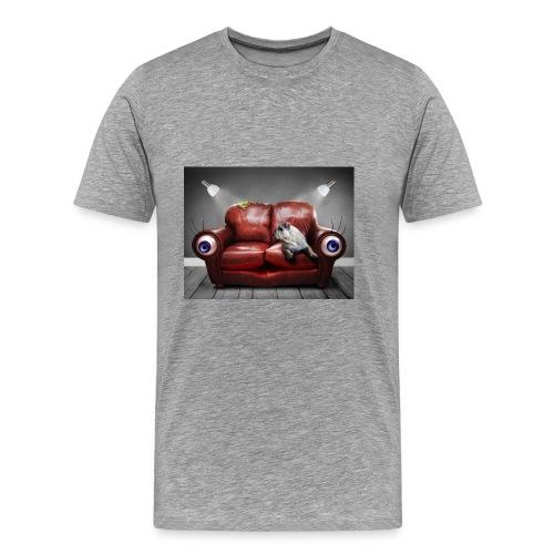 sofá - Men's Premium T-Shirt