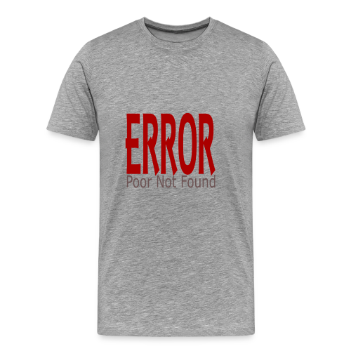 Oops There Is Something Missing! - Men's Premium T-Shirt