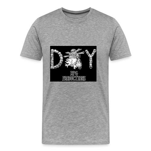 DIY RPG Productions Demon Metal - Men's Premium T-Shirt