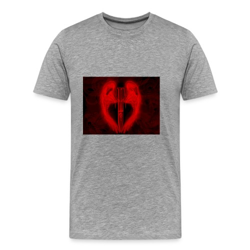 Angel Of Death - Men's Premium T-Shirt