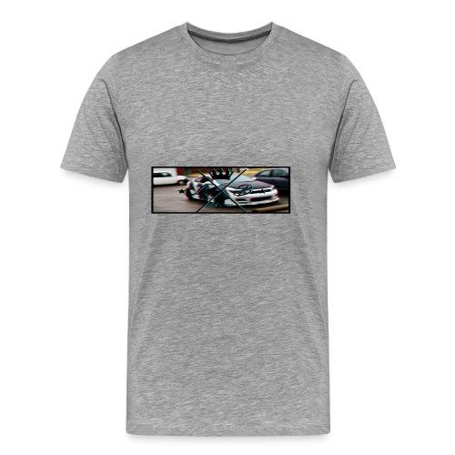 Slap Sticker glitch - Men's Premium T-Shirt