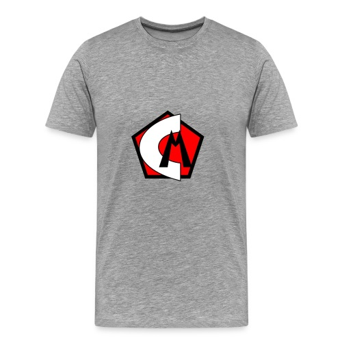 Captain Marvelous Logo - Men's Premium T-Shirt