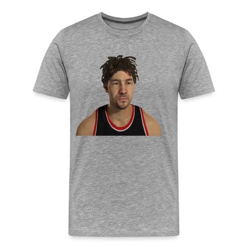 Sarunas Dabanovichic - Men's Premium T-Shirt