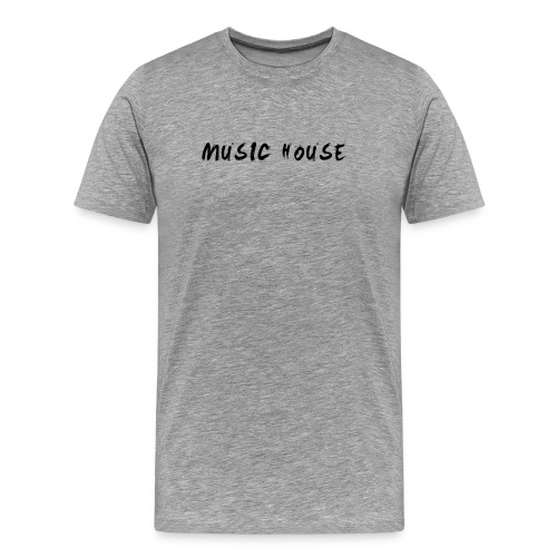 Music House - Men's Premium T-Shirt