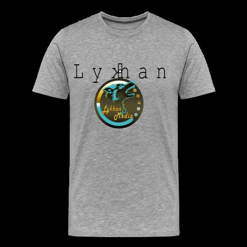LykhanMedia - Men's Premium T-Shirt