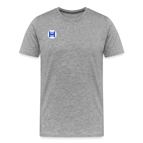 Otterhiphop Logo - Men's Premium T-Shirt