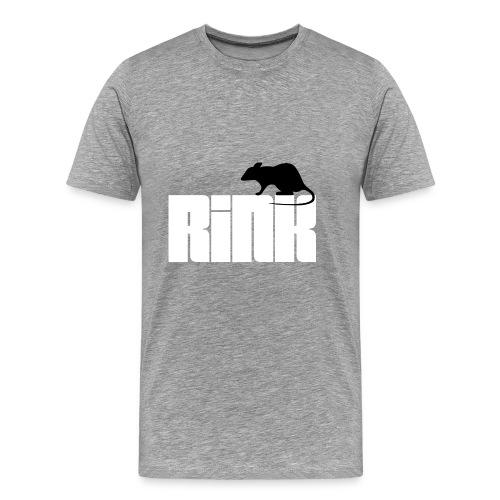 Rink Rat - Men's Premium T-Shirt