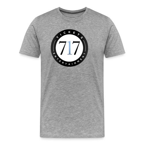 717logo - Men's Premium T-Shirt
