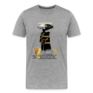 Jones Reunion 2K17 - Men's Premium T-Shirt