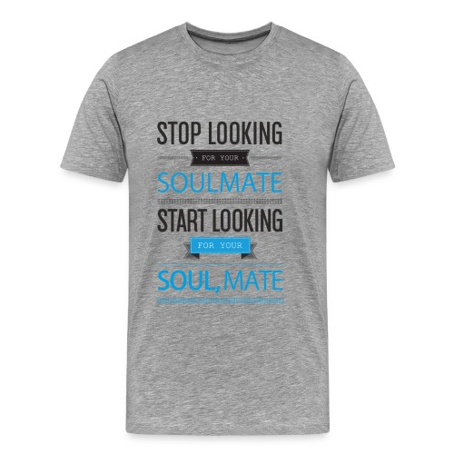Soulmate - Men's Premium T-Shirt