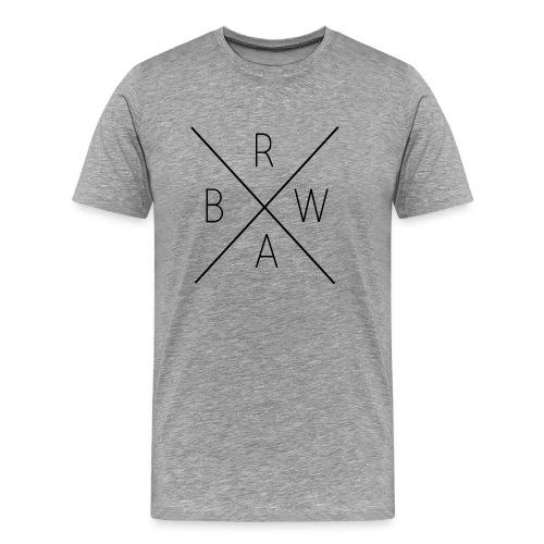 BRWA X Short - Men's Premium T-Shirt