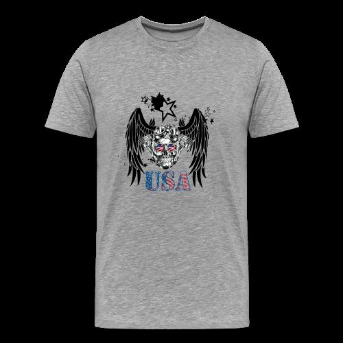 USA Guardian Angel - Men's Premium T-Shirt