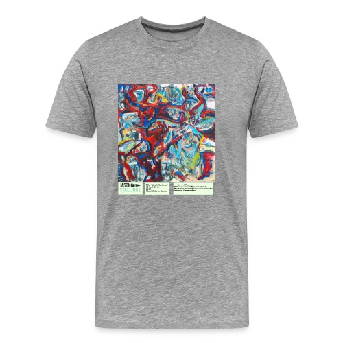 Like a Hurricane - Men's Premium T-Shirt