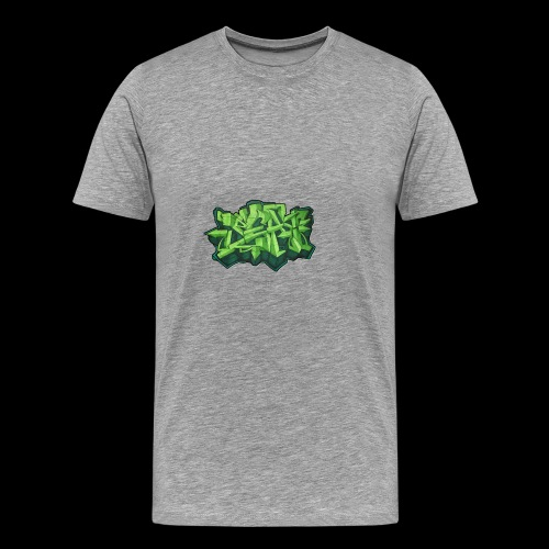 By Beats Green - Men's Premium T-Shirt