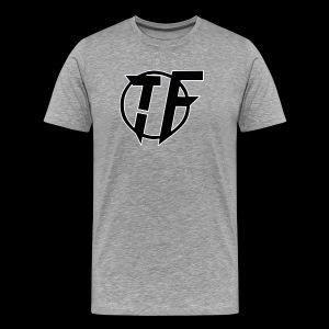 Fox Trot logo - Men's Premium T-Shirt