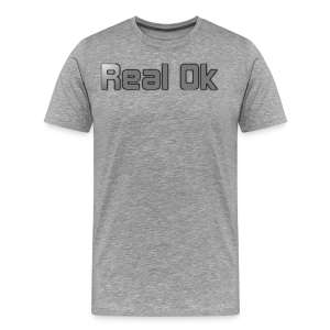 Real Ok version 2 - Men's Premium T-Shirt