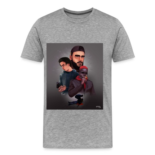 Pnl naha baby onizuka - Men's Premium T-Shirt