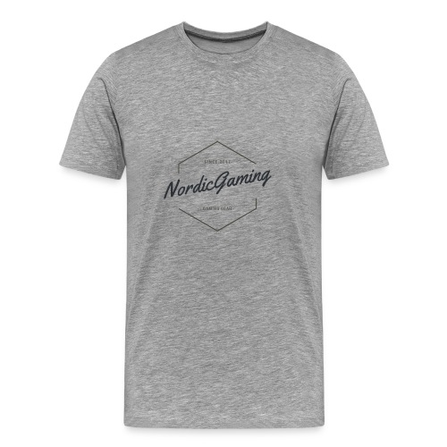 NordicGaming T-shirt - Men's Premium T-Shirt