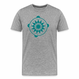 crop circles 33 - Men's Premium T-Shirt