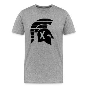 Spartans Tech Black - Men's Premium T-Shirt