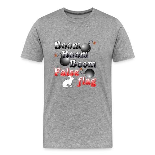 False flag - Men's Premium T-Shirt