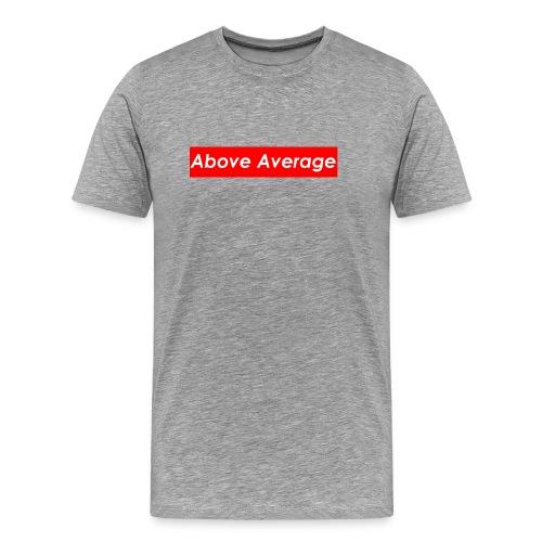 Above Average - Men's Premium T-Shirt