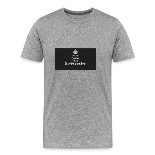 Keep Calm Merch - Men's Premium T-Shirt