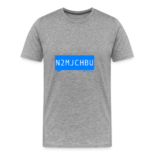 Not Too Much Just Chillin' How 'Bout You? - Men's Premium T-Shirt