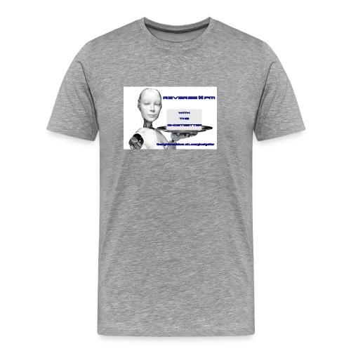 Reverse Banner - Men's Premium T-Shirt